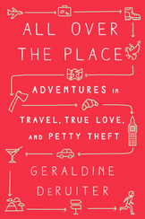 All Over the Place, by Geraldine DeRuiter